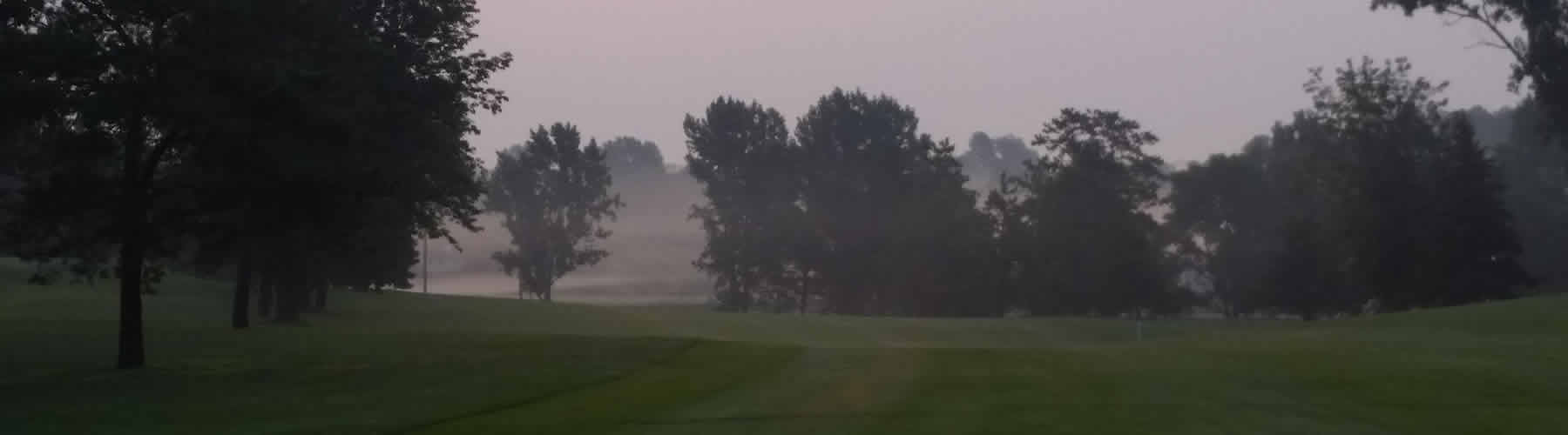 The Pine to Palm Golf Tournament is held in Detroit Lakes, Minnesota.
